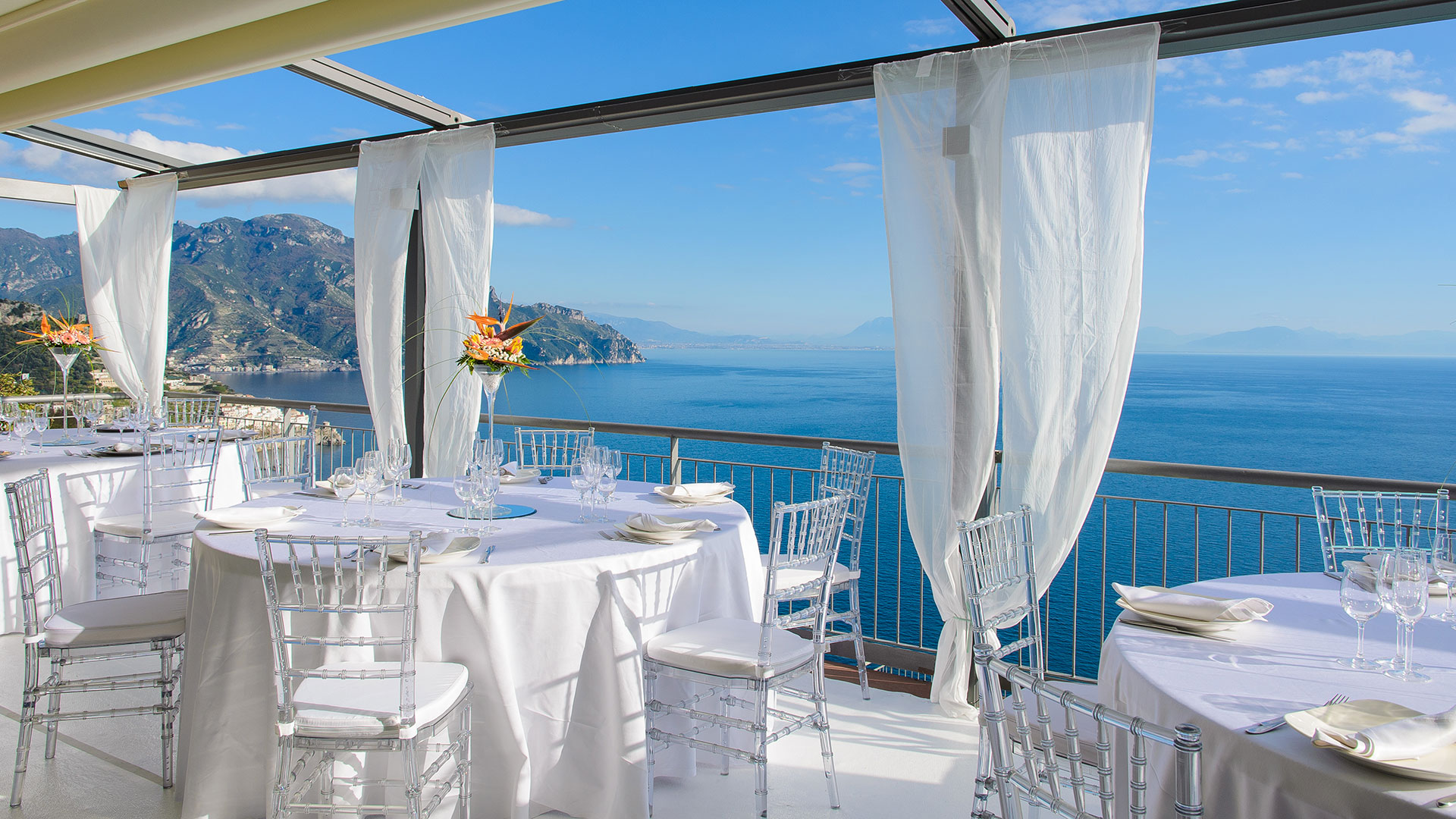 Catering Matrimonio in Sicilia
