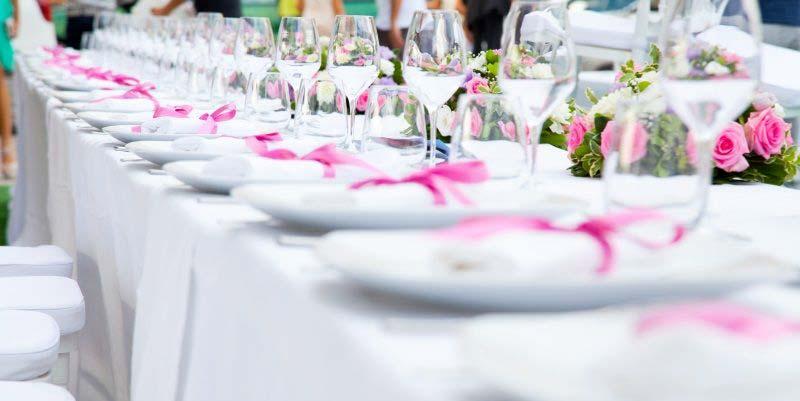 Catering per prime comunioni e battesimi: scopri i menu e le location con il Ghiottone raffinato