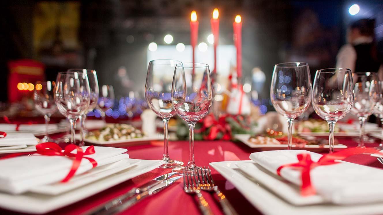 Catering Natale ghiottone raffinato