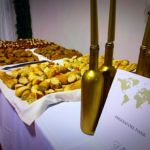 Catering per matrimonio in villa privata