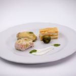 Secondo di pesce per menu catering