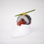 Sushi finger food